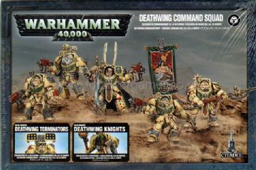 Games Workshop Warhammer 40000 40K Deathwing Command Squad 44-10